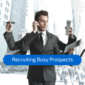 Busy Prospects with banner