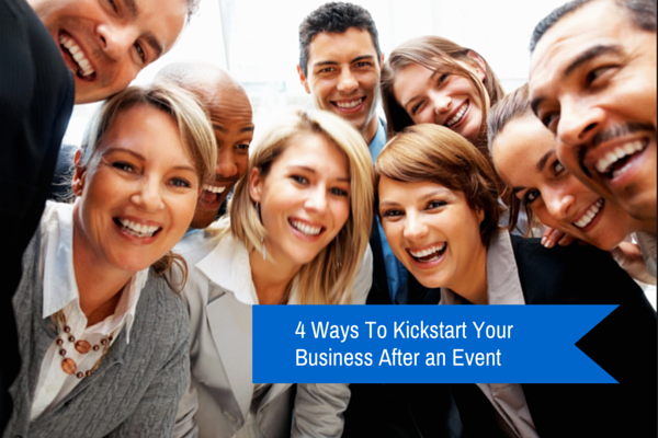 4 Ways to Kickstart Your Home Business After a Company Event