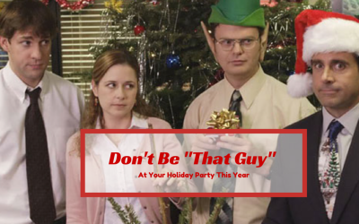 [Video] How to Prospect At Your Holiday Party This Year