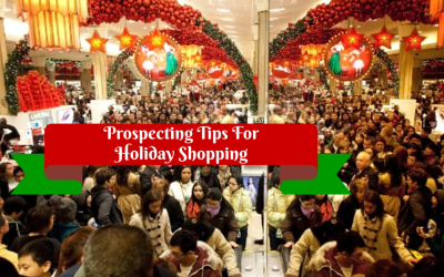 Prospecting Tips for Holiday Shopping [Video]