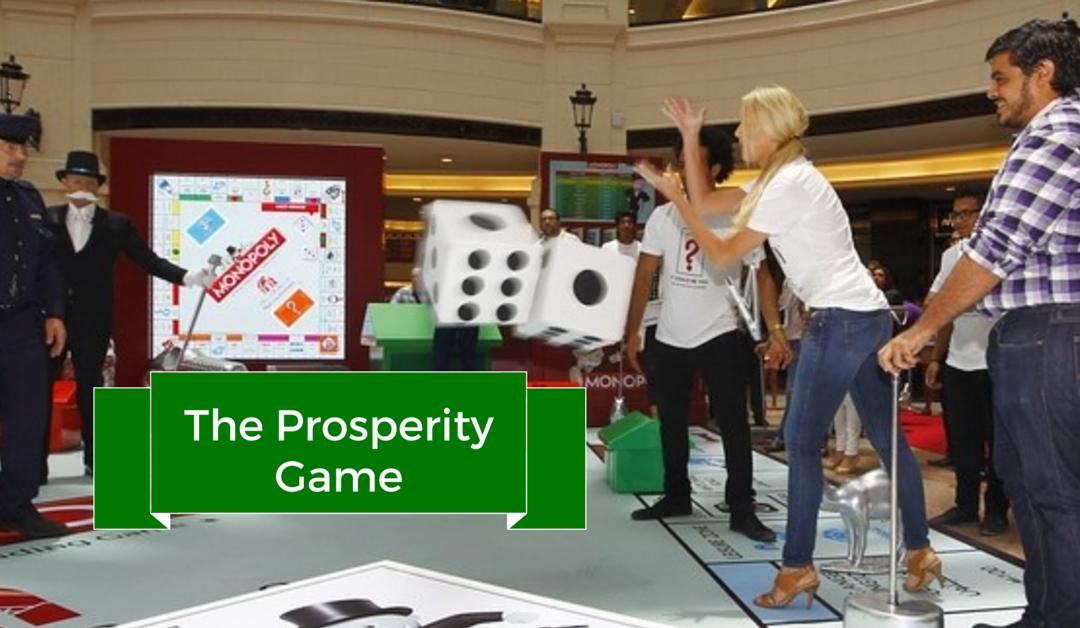 The Prosperity Game with Kathleen Deggelman