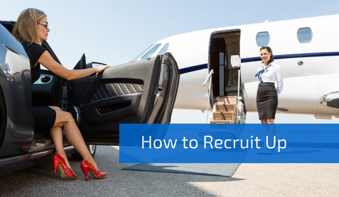 How to Recruit Up Even if You're Broke