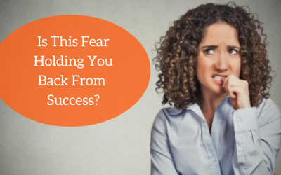 Is This Fear Holding You Back?