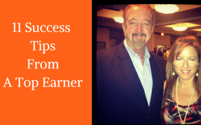 11 Success Tips From a Top Earner in Network Marketing